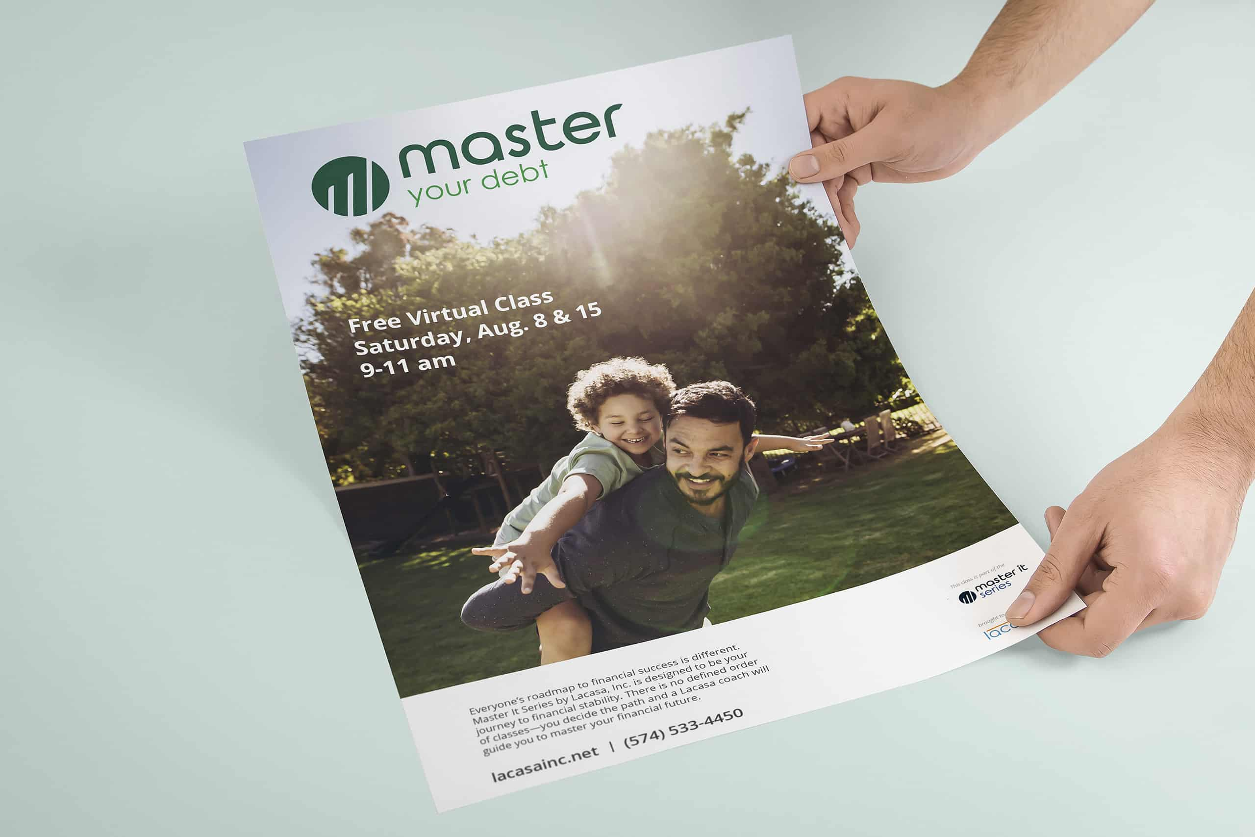 Master It Series Class poster